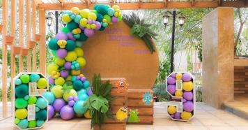 برگزاری جشن تولد در مشهد