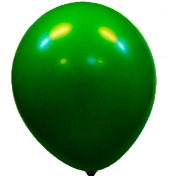 بادکنک سبز پر رنگ