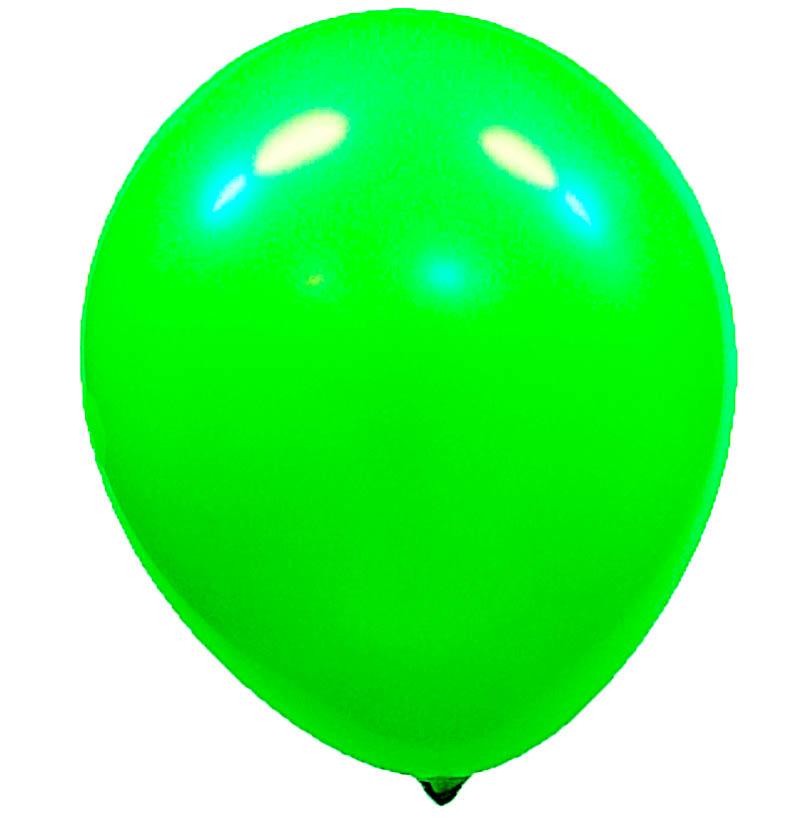 بادکنک سبز روشن